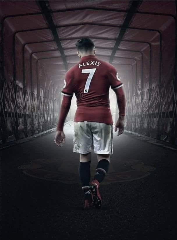 #ManchesterUnited - #AlexisSanchez #7