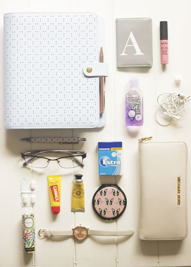 What's in my bag: Work - Simply Abbi
