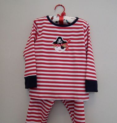 Cute Pirate Pyjamas from victoriagoss.co.uk! Check out more great gifts here: https://www.create.net/blog/135937-create-staff-picks-perfect-presents-for-the-kids-this-christmas.html