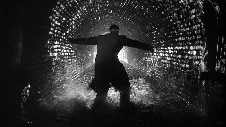 The third man, 1949, by Carol Reed