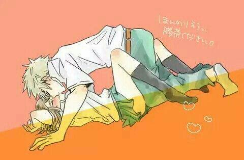 My Hero Katsuki Bakugou - Katsuki x Shy!Reader(L) - Love