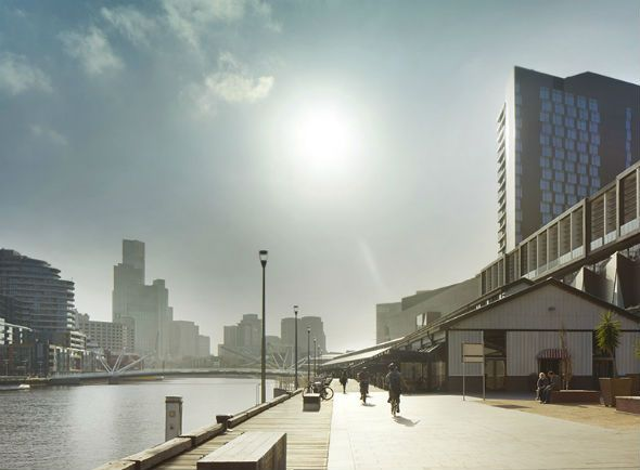DFO - South Wharf Promenade  - Shopping