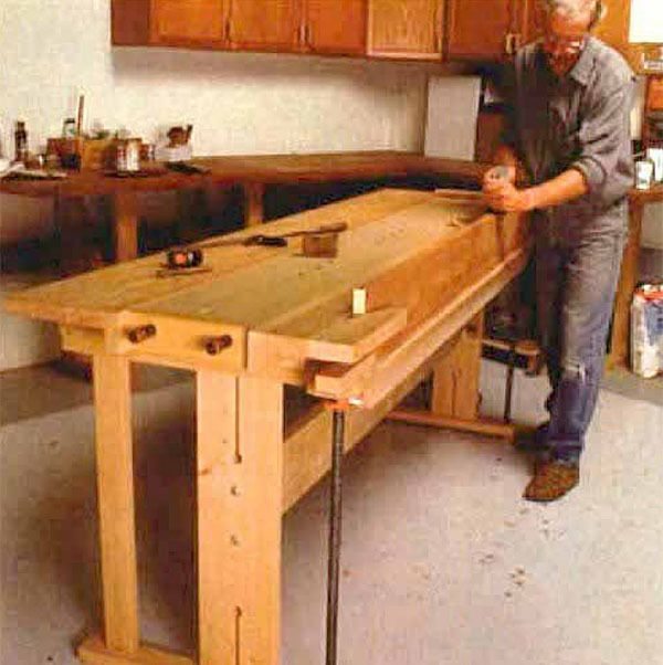32 Best Images About Workbenches On Pinterest