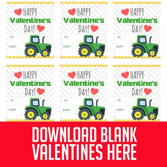Tractor Valentine Cards : Best valentine s day images on pinterest