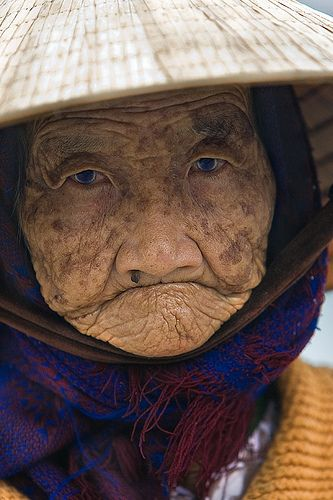 Hoi An, Vietnam  A Beautiful Face (by ~ Floydian ~)