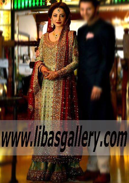 Buy Online Premium Quality Designer Dr Haroon, Wedding Dresses from Top Pakistani/Indian Fashion Designer Dr Haroon. Large Collections of Bridal Lehenga,Sharara, fershi Gharara, fershi Embellished Bridal Gowns