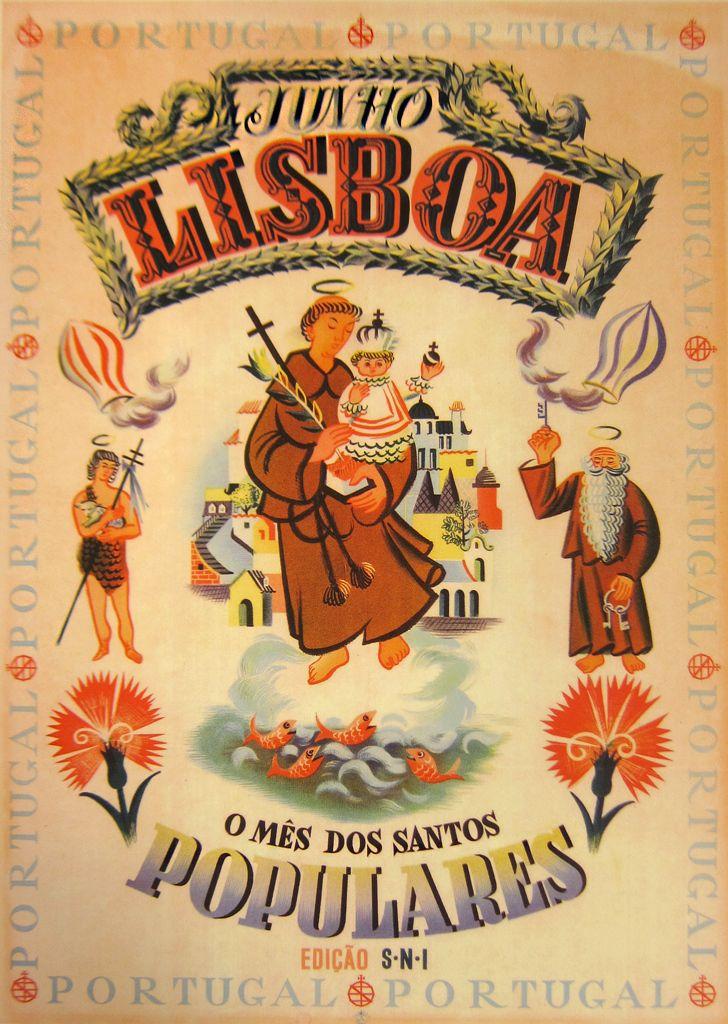 santo antonio 1949 pt