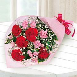 カーネーションの花束521217|母の日フラワー