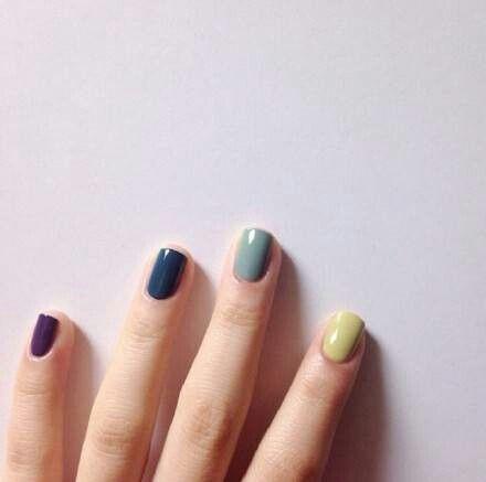 ★ #nails #color #nailart ★