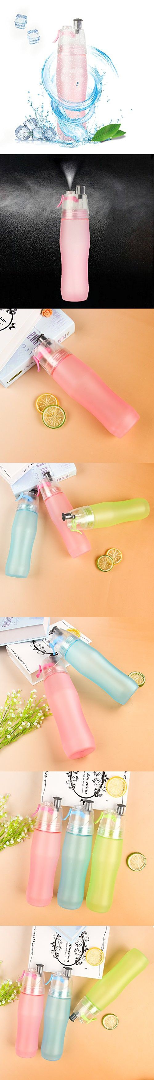 Small Volunme And Large Capacity Outdoor Travel Water Bottles (Pink3)