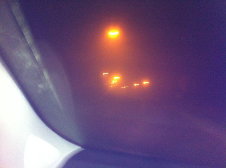 C'é qualcosa di catartico nella nebbia. Chi non la conosce non può capire.
