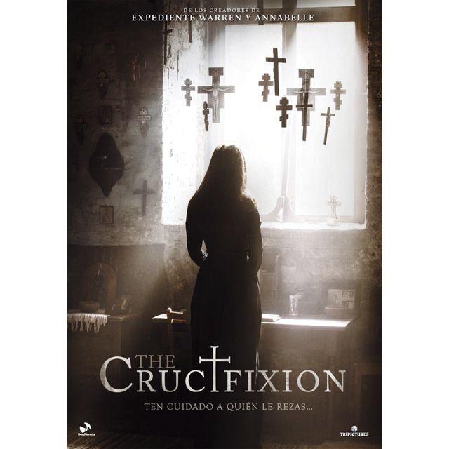 The Crucifixion Dvd Sacerdote Encarcelado Dvd