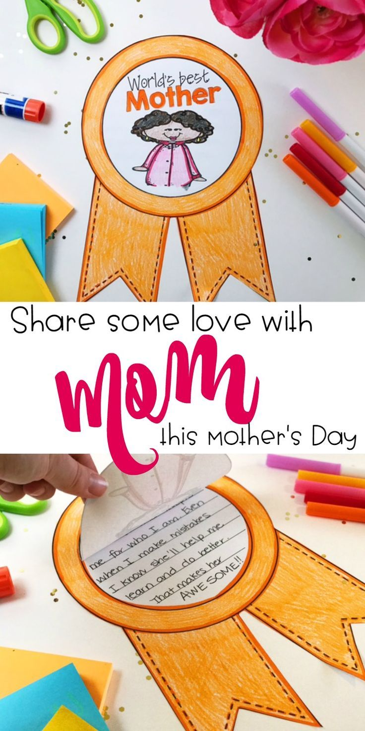 Classroom Ideas For Mothers Day ~ Best images about activities for mother s day on