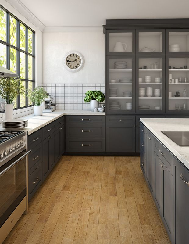 Experts Reveal The Five Kitchen Trends To Watch This Year.