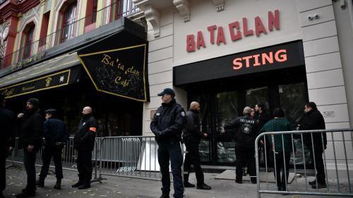 Attentats du 13-novembre : le Bataclan rouvre ses portes