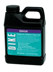 Dike Temporary Radiator Stop Leak - $8.95 on 2-2-15