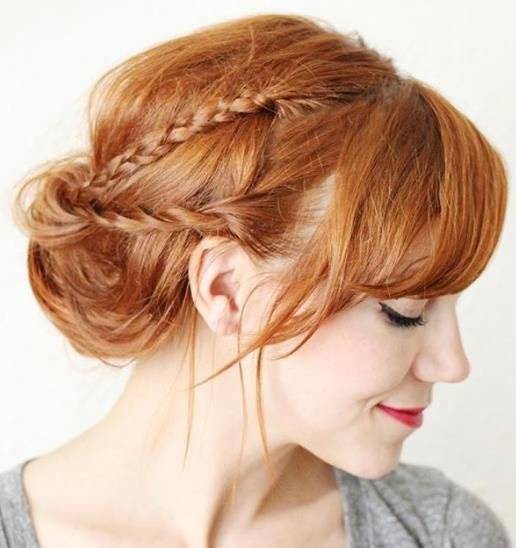 Superb 5 Cute Amp Easy Hairstyles For Spring Break Her Campus Hairstyle Inspiration Daily Dogsangcom