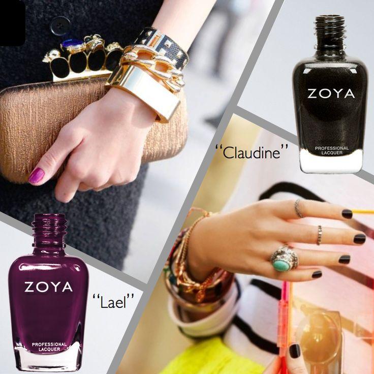 Hangi Zoya ojeyi tırnaklarınıza taşımak istersiniz? #zoyaturkiye #zoyaoje