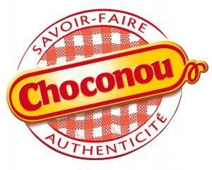Etiquette Choco-nou, pour offrir un saucisson au chocolat !