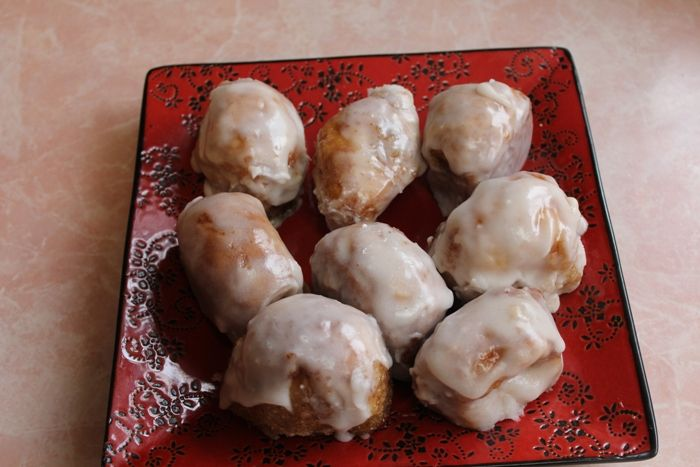 Crockpot Cinnamon Roll Bites are not homemade...exactly...BUT they are certainly DELISH!