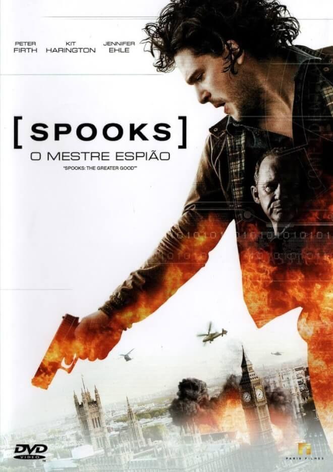Spooks: O Mestre Espião (Spooks: The Greater Good/MI-5) 2015 - Séries Torrent TV - Download de Filmes e Séries por Torrent