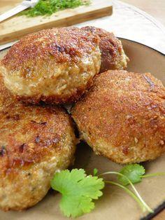 Sio-smutki: Soczyste kotlety mielone (z porem i ziemniakiem)