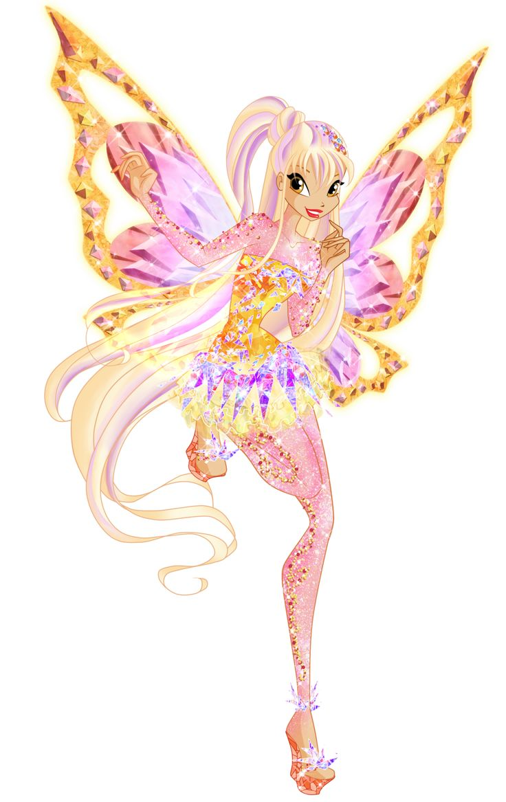 Winx club musa flyrix coloring pages coloriage - Stella Tynix By Colorfullwinx Deviantart Com On Deviantart