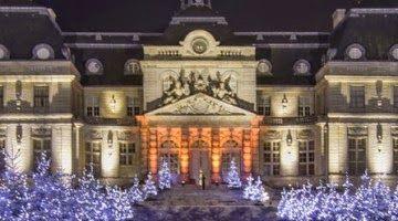 sorties autour de noel: Vaux le Vicomte fête Noël