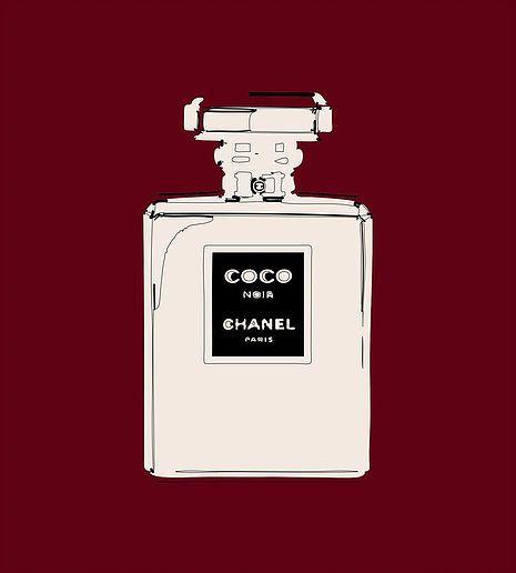 Chanel Noir. FSH011