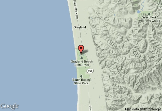 Grayland Beach State Park, a Washington State Park