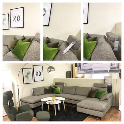 Frisco med bevegelig nakkestøtte, bøy den #forover #bakover eller #rettoppogned for å finne din kosestilling i sofaen 🛋 her fra @karmoy_bohus #takkformeg #salgskurs #bohus #THECA #nyhet #frisco #moderne #danskdesign #nordiskehjem #nordiskdesign #nordiskstil #mittbohushjem #drømmesofa #interior #interiordesign #interiør #løpogkjøp