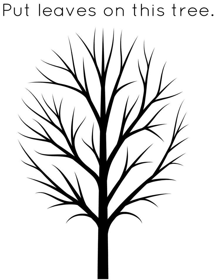 Maak blaadjes - Herfst