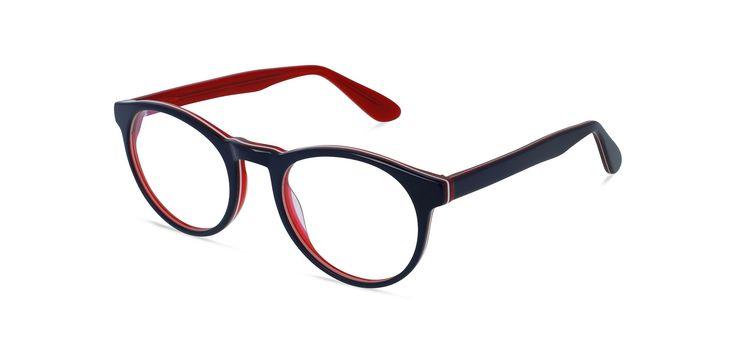Parker | Handgemaakte acetaat bril €25,- incl. glas | Charlie Temple