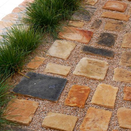 Arcadia Studio | i need some stepping stones in my backyard...this seems doable...