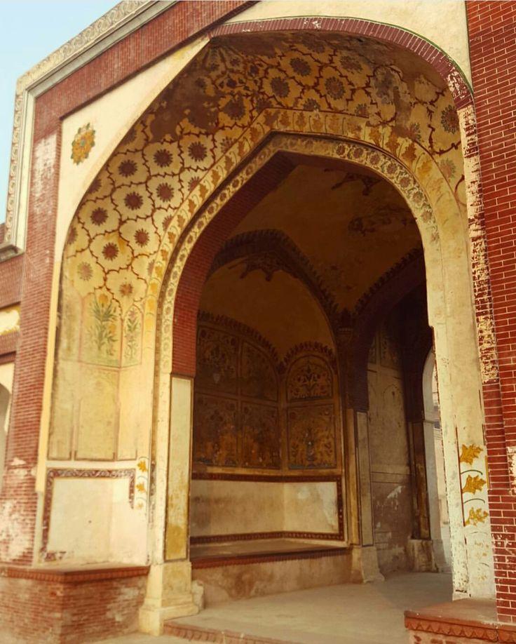 Seesh Mahal Lahore Punjab Pakistan