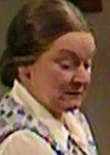 Mrs Edna Hall - Mary Hignett. Practice Makes Perfect. Series 1 Episode 12. Original Transmission Date - Sunday 7th April 1978. #AllCreaturesGreatAndSmall #JamesHerriot #YorkshireDales.