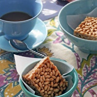 Karina's Gluten-Free Rice Crispy Treats by Gluten Free Goddess