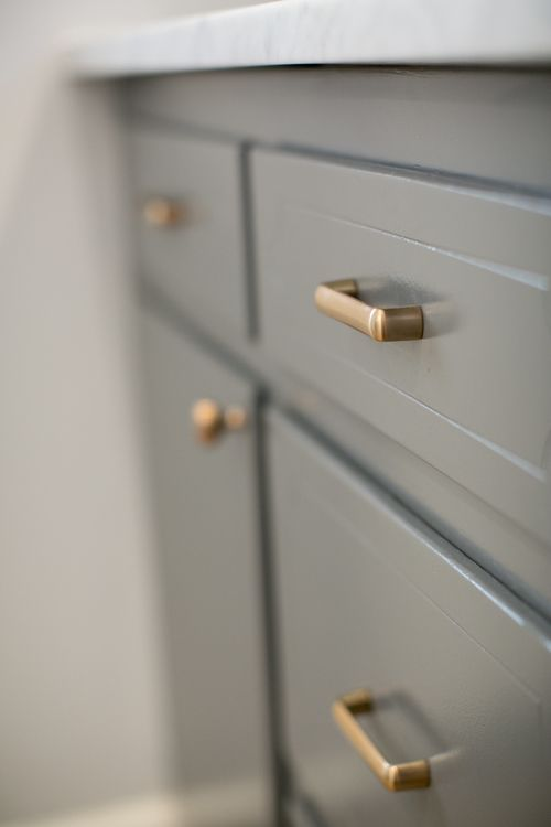 Rose Gold Everything. Kitchen PullsCabinet HardwareHickory ...