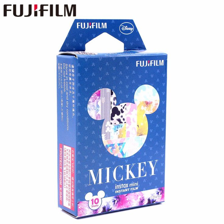 Best price US $11.30  New Fujifilm 10 sheets Instax Mini New Mickey Instant Film photo paper for Instax Mini 8 7s 25 50s 90 9 SP-1 SP-2 Camera  #Fujifilm #sheets #Instax #Mini #Mickey #Instant #Film #photo #paper #Camera  #OnlineShop