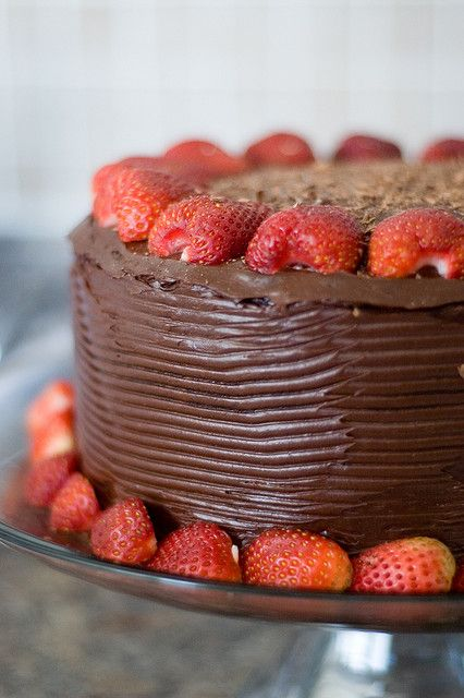Chocolate Raspberry Torte | Best Of Bridge
