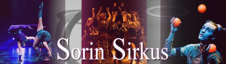 Sirkussynttärit | Sorin Sirkus