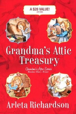 Book review of Grandma's Attic Series Synopsis: A series of 10 books follows the life of the author's grandmother from young girlhood through the first several years of raising her family.