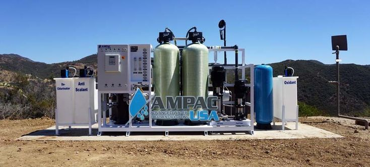 Ampac usa provider of advanced industrial reverse osmosis