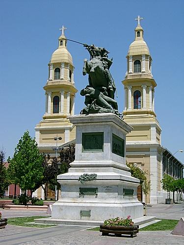 Plaza de Rancagua