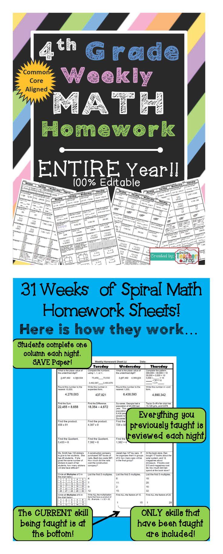 18 best 4th grade images on Pinterest | Teaching ideas, Morning work ...