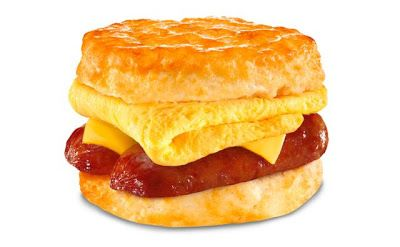 Hillshire Farm Smoked Sausage, Egg and Cheese Biscuit Returns to Carl's Jr. and Hardee's | Brand Eating