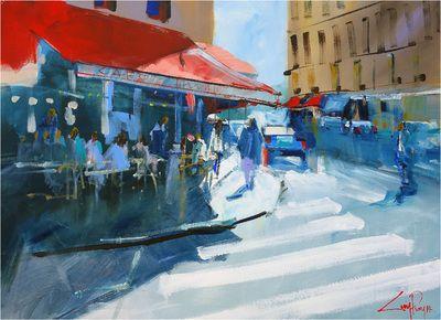 Streetscapes - Craig Penny Art