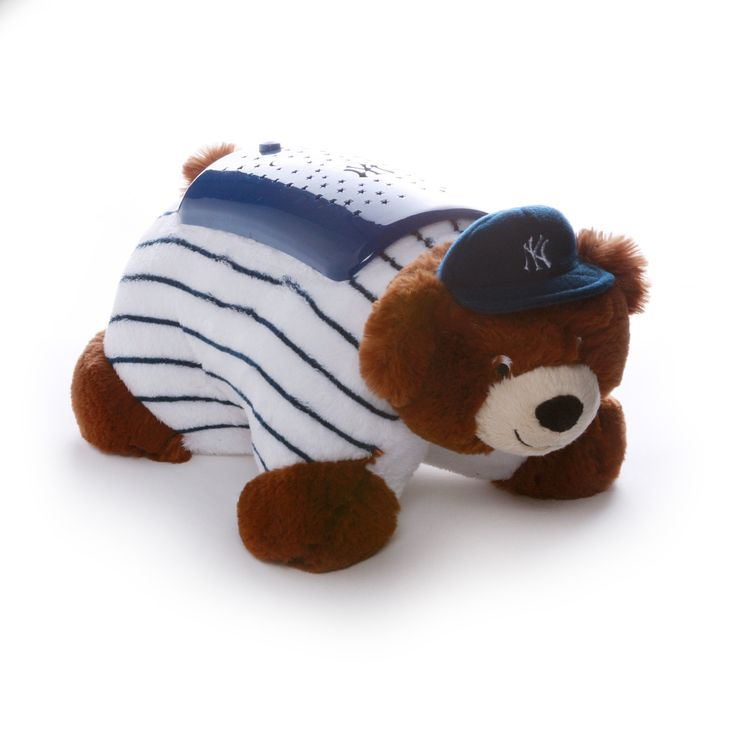 Amazon.com: MLB New York Yankees Dream Lite Pillow Pet: Sports & Outdoors
