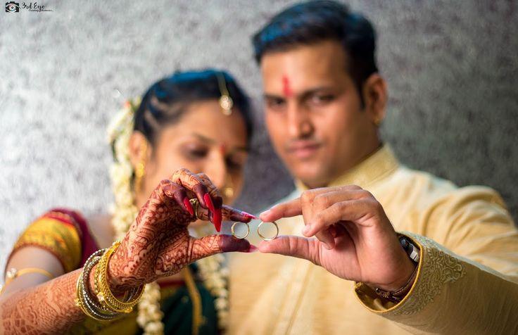"Rings! Photo  from Vikrant Kadam ""Pranali & Rahul (EngagementShoot)"" album  #weddingnet #wedding #india #indian #indianwedding #weddingdresses #mehendi #ceremony #realwedding #lehenga #lehengacholi #choli #lehengawedding #lehengasaree #saree #bridalsaree #weddingsaree #photoshoot #photoset #photographer #photography #inspiration #planner #organisation #details #sweet #cute #gorgeous #fabulous #henna #mehndi"