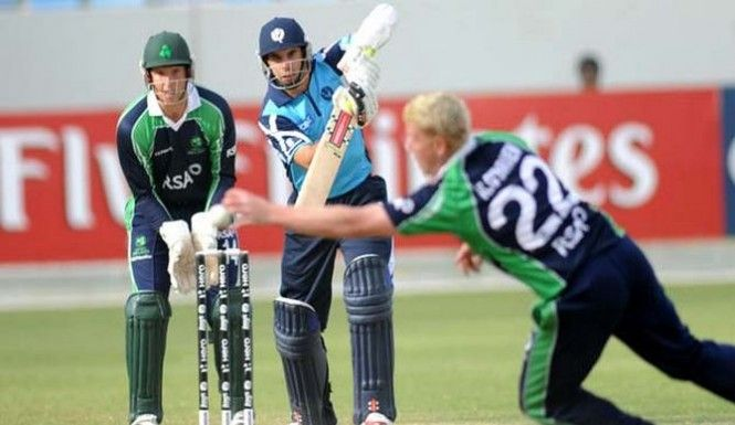 South Africa and Ireland battle it out in the 2015 ICC Cricket World Cup and you can watch it streaming live online.